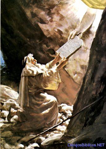 Moisés subiendo al servidor su último post sobre listas