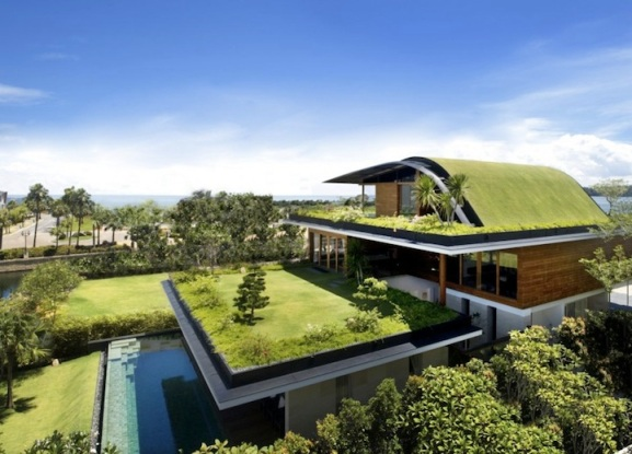 Casa de Singapur